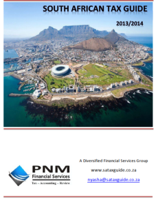 PNM Tax Guide Image